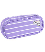 Beckmann of Norway Oval Pencil Case Purple