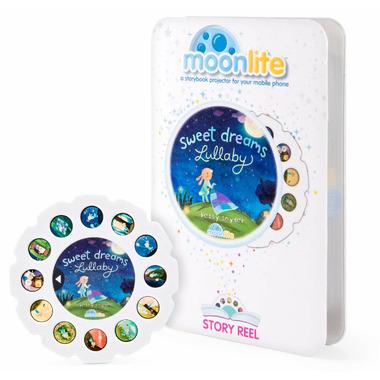 Moonlite Story Reel Sweet Dreams Lullaby