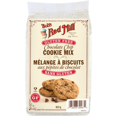 Bob\'s Red Mill Gluten Free Chocolate Chip Cookie Mix