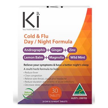 Martin & Pleasance Ki Cold & Flu Day Or Night Formula