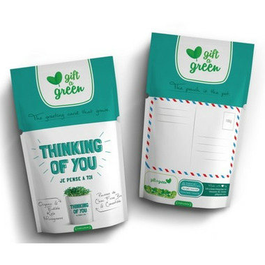 Gift-a-Green Thinking of You Pouch