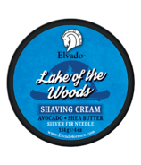 Elvado Lake of the Woods Shave Cream Jar