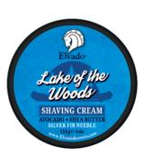 Elvado Lake of the Woods Shave Cream Jar