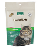 Naturvet Natural Hairball Aid Supplement Plus Pumpkin