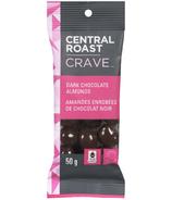 Central Roast Dark Chocolate Almonds