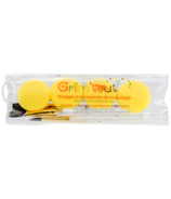 Grim'tout Face Painting Tools with Tranparent Case