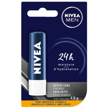 Nivea Men Active Care Lip Balm