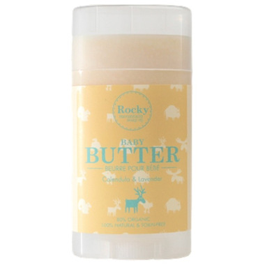 Rocky Mountain Soap Co. Baby Body Butter