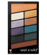 Wet n Wild Color Icon 10 Pan Eyeshadow Palette Cosmic Collision