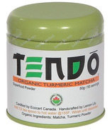 Lemon Lily Tendo Turmeric Matcha Powder