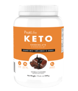 ProtiLife Keto Chocolate Keto Shake Mix