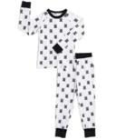 Lola & Taylor Superhero Kids Pajama Set