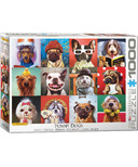 Eurographics Dog Portraits Puzzle