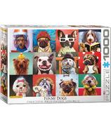 Eurographics Dog Portraits Puzzle