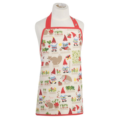 Now Designs Gnome Sweet Gnome Kids Apron