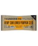 Thunderbird Real Food Bar Hemp Sunflower Pumkin Seed