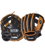 "Franklin Sports 9.5"" Glove and Ball Set"