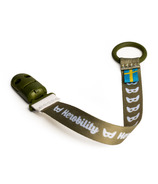 Herobility Hero Pacifier Holder Army Green