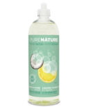 Purenature Dish & Hand Liquid Soap Lemon & Mint