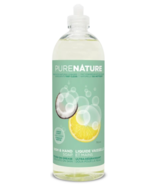 Purenature Dish & Hand Liquid Soap Lemon & Mint