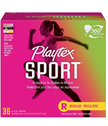 Playtex Unscented Sport Tampons