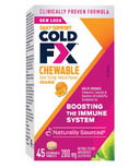 COLD-FX Chewables Orange
