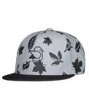 BIRDZ Children & Co. Leaves Cap Gray