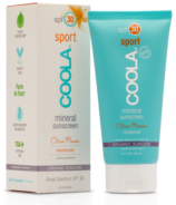 COOLA Sport Mineral Sunscreen SPF 30 Citrus Mimosa