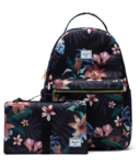 Herschel Supply Nova Sprout Backpack Summer Floral Black