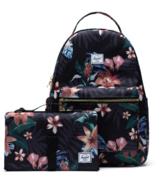 Herschel Supply Nova Sprout Backpack Summer Floral Black