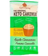 Quick N Yummy Mug Cake Mix Apple Cinnamon