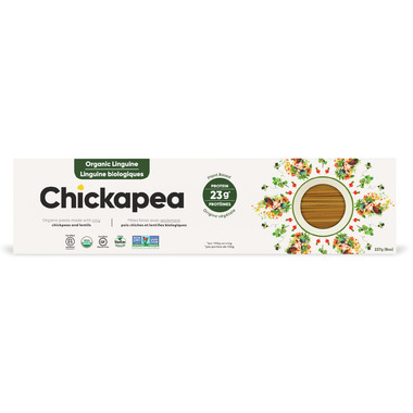 Chickapea Organic Linguine Pasta