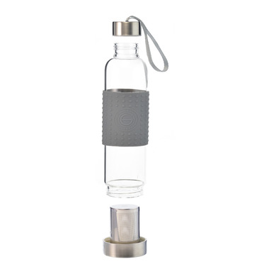 GROSCHE Marino Glass Travel Infuser