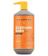 Alaffia EveryDay Shea Body Wash Unscented