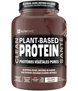 Nutraphase Clean Plant-Based Protein Chocolate