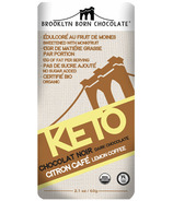 Brooklyn Born Chocolate Lemon Coffee Keto Chocolate