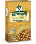 GlutenFreeda Apple Almond Honey Granola