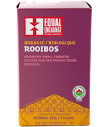 Equal Exchange Organic Rooibos Caffeine Free Herbal Tea