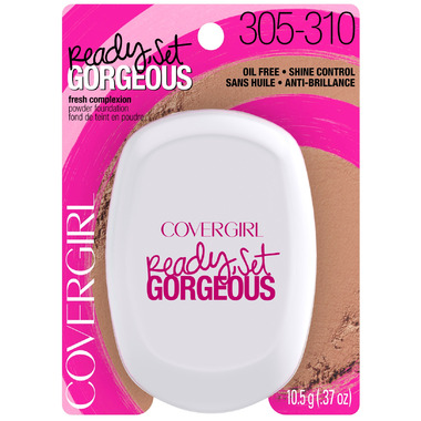 CoverGirl Ready, Set gorgeous Compact Powder Foundation 305-310