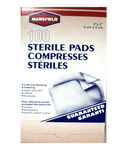 Mansfield Sterile Pads