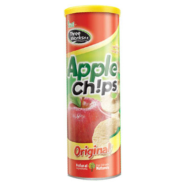 Three Works Apple Chips Original