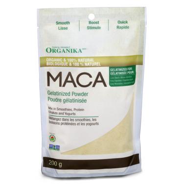 Organika Gelatinized Maca Powder