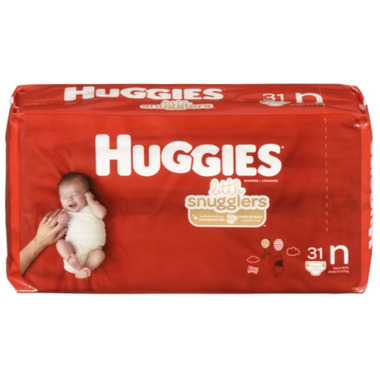 Huggies Little Snugglers Diapers Jumbo Pack