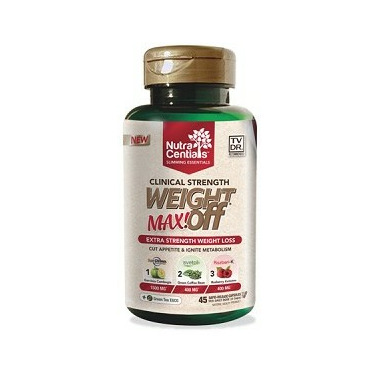 NutraCentials WeightOFF Max