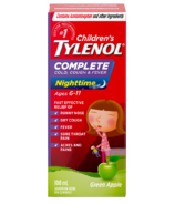 Tylenol Children's Complete Cold, Cough & Fever Nighttime Suspension Liquid