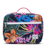 Herschel Supply Pop Quiz Lunch Box Jungle Floral Peacoat Peony