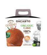 Dacasto Vegan Organic Italian Cake Cappuccino