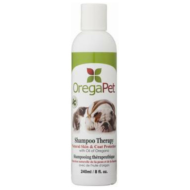 OregaPet Shampoo Therapy