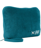 Lug Nap Sac Blanket + Pillow Ocean Teal