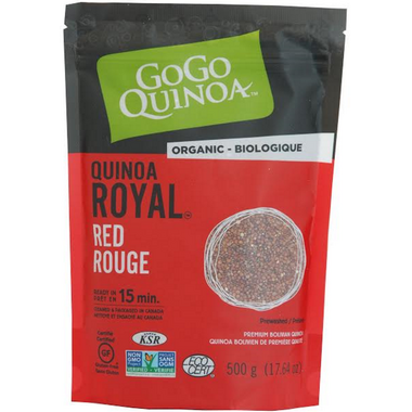 GoGo Quinoa Royal Red Quinoa